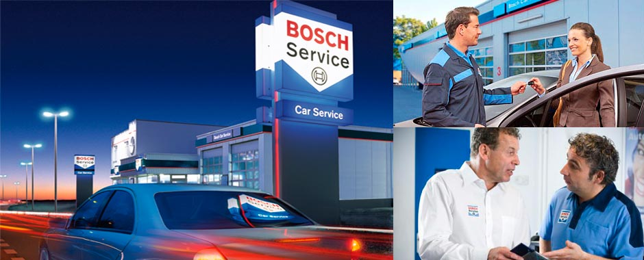 Uniforme Profissional Bosch Service