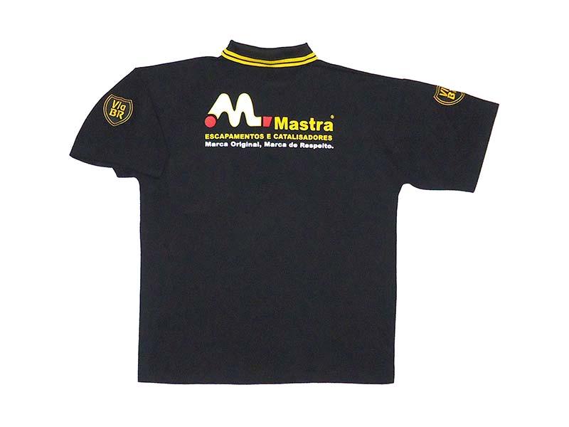 Camisa polo uniforme - Contato Work a5827337084a2