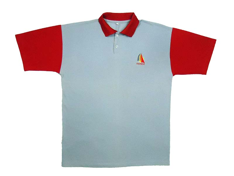 Camisa polo uniforme - Contato Work 2b164792946c3