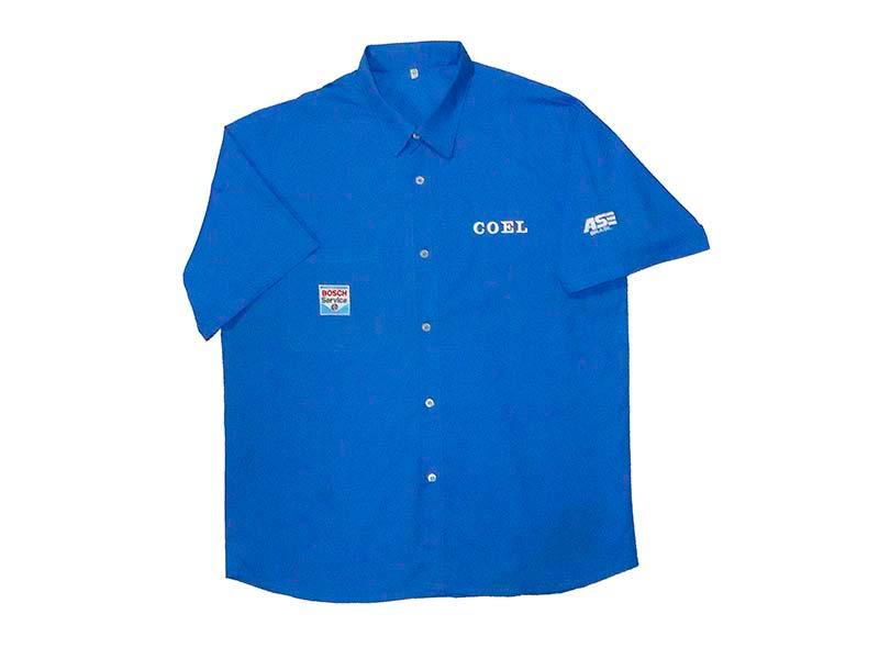 73363ea20eead Fábrica de uniformes profissionais em SP - Contato Work