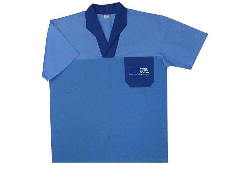 Uniformes industriais - Contato Work bb3491434ce4b